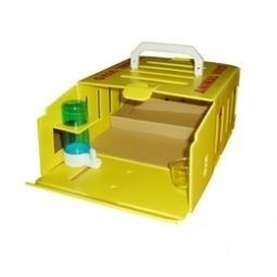Shipping box without door