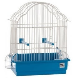 Bird cage with roof 3 waters