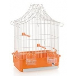 Bird cage in the form of...