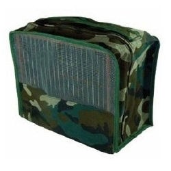 Cover with Grid Cage...