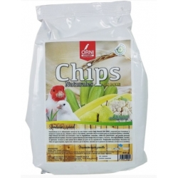 Chips Naturales sin Dore...