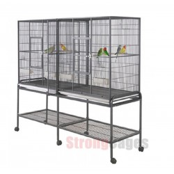 Voladera Eco-Doble Strongcages