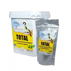 Multivitamin Total (disfa)