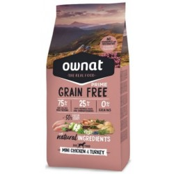 OWNAT PRIME Grain Free Mini...