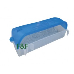 Blue Double Cover Feeder...