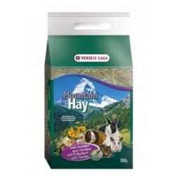 Mountain Hay With Herbs...