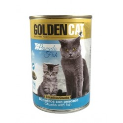 Fisch Snacks Goldencat