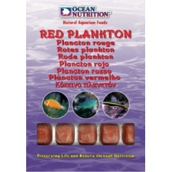Red Plankton Ocean Nutrition