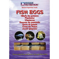 Fish Eggs Gefrorene  Ocean...