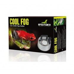 Cool Fog reptiles planet