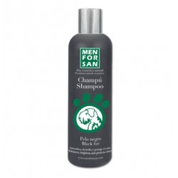 Black Hair Shampoo Menforsan