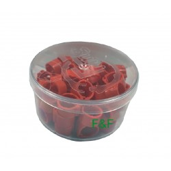 pigeon ring 8mm (50 pieces)...