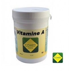 Vitamin A powder comed
