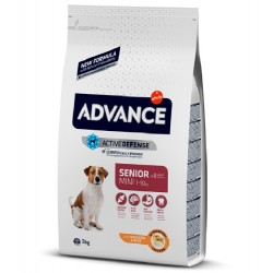 Advance Mini Senior -10kg