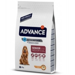 Advance Medium Senior 10-30Kg