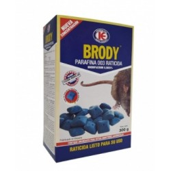 Brody rodenticide 300gr