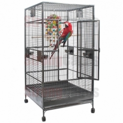 Single Macaw Strongcages