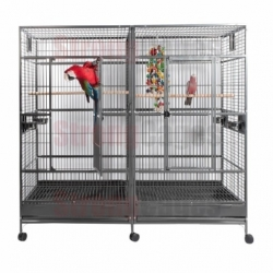 Twin Macaw Strongcages