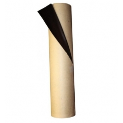 Bituminous paper roll